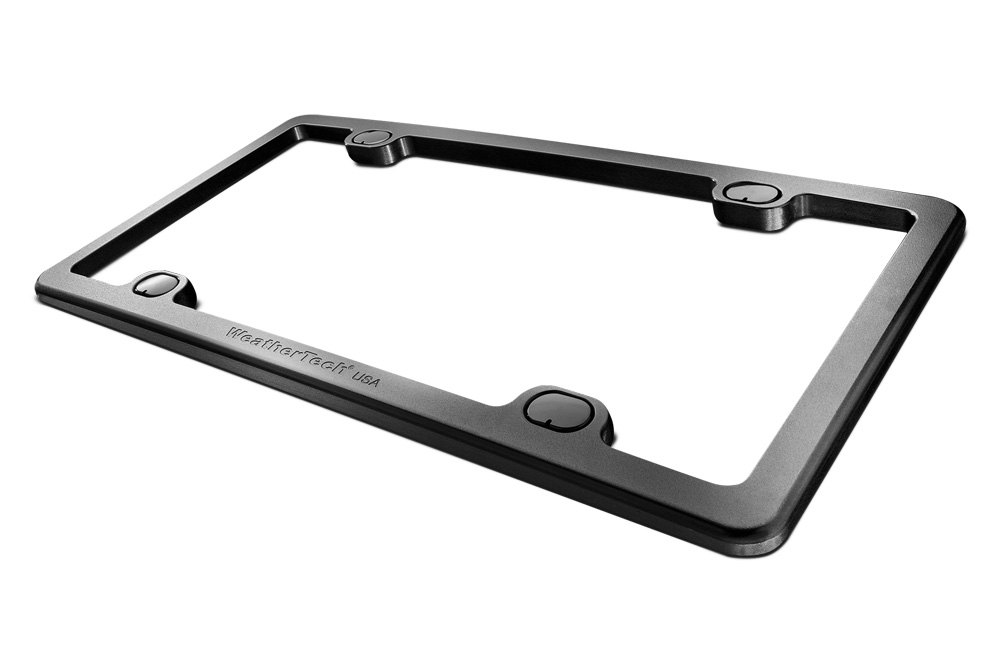 Custom License Plate Frames | Personalized, Covers, Logos — CARiD.com