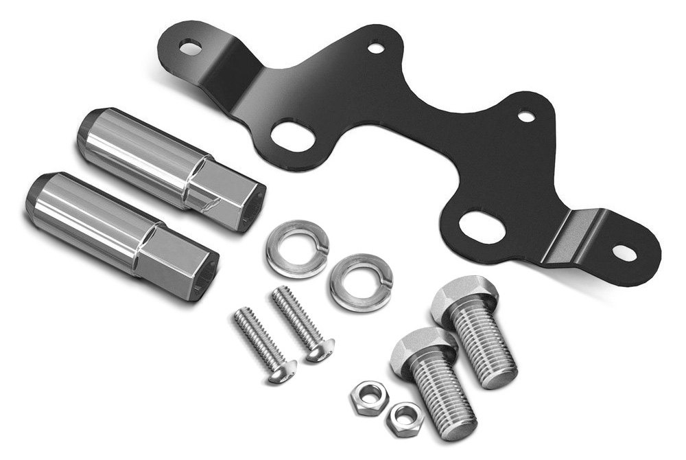 License Plate Brackets & Hardware | Holders, Mounts, Fasteners