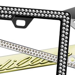 VIP Series License Plate Frame