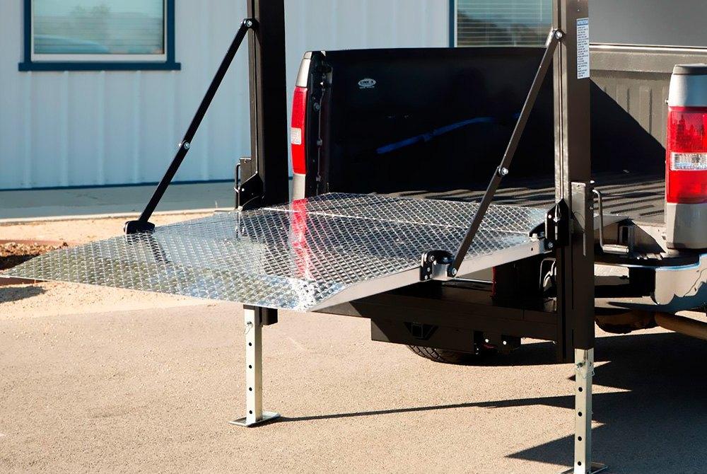 Truck Lift Gates Hydraulic Power Pickup Van Utility