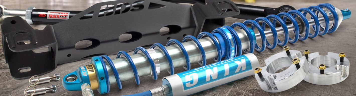 Nissan Pick Up Performance Suspension Parts