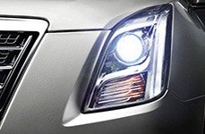 Sylvania Cadillac XTS Replacement Headlight Bulbs