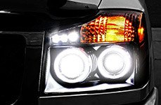 Sylvania Nissan Titan Replacement Headlight Bulbs
