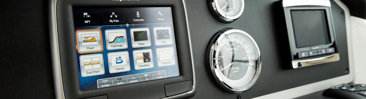 Marine GPS Navigation Systems CARiD