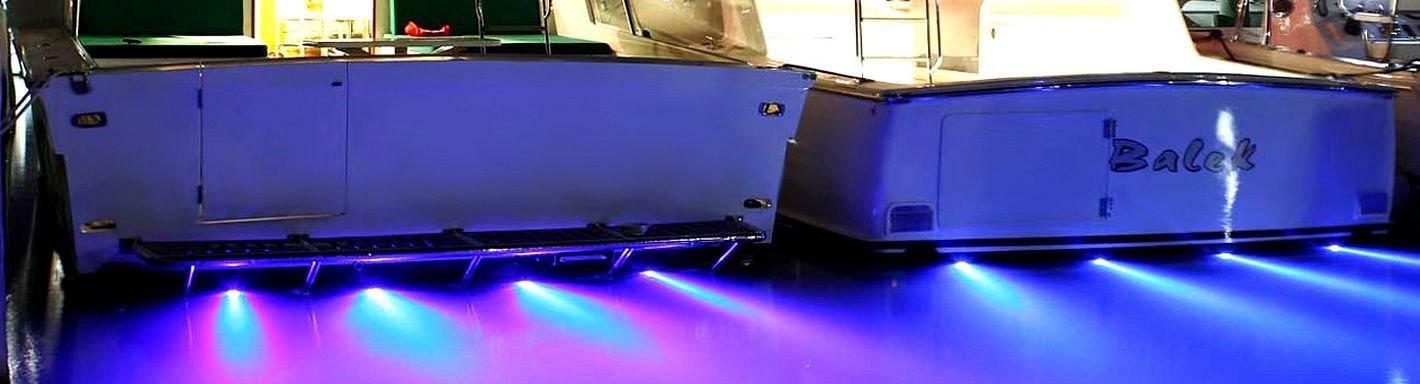 Marine LightingMarine Lighting   LED  Navigation  Underwater  Interior   CARiD com. Exterior Led Lights For Boats. Home Design Ideas