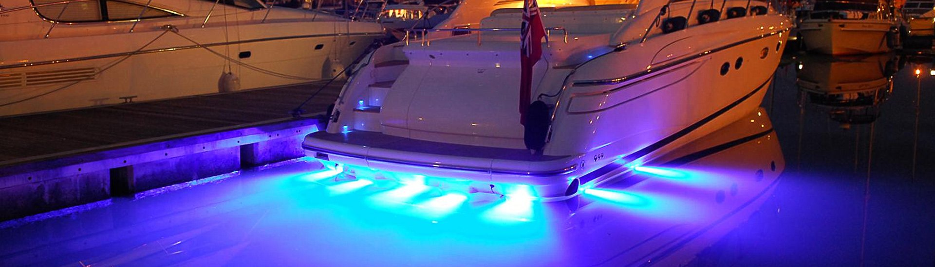 Marine Lighting Led Navigation Underwater Interior