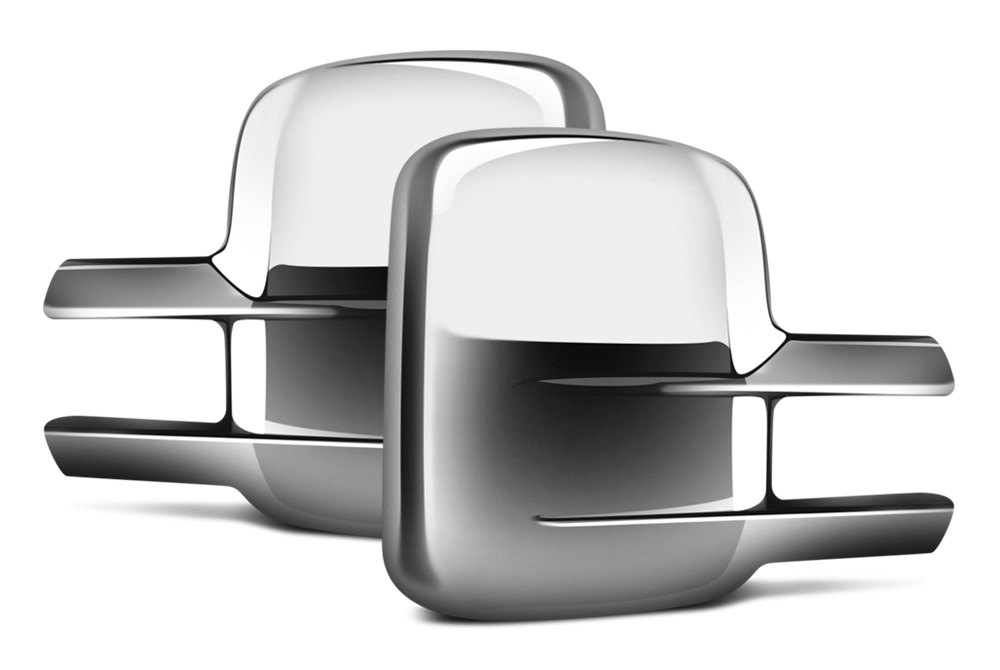 Chrome Mirror Cover Towing Mirror Cover