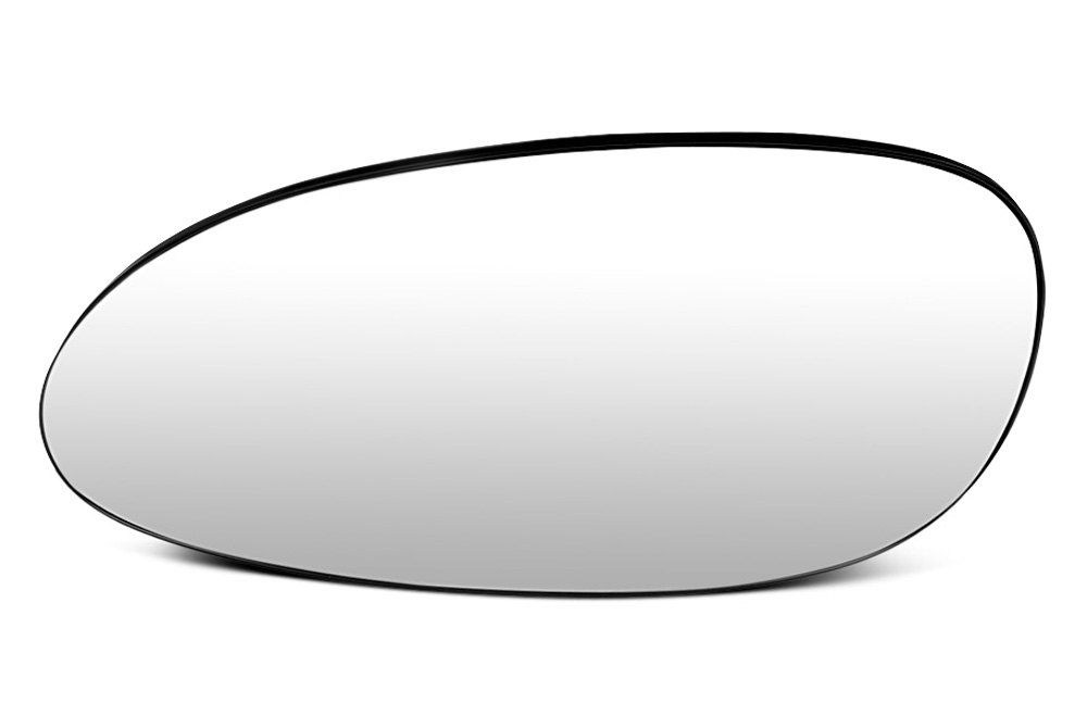 """A BRAND NEW 6/"""" x 9/"""" RIGHT PASSENGER SIDE MIRROR GLASS~MANUAL w// HIGH QUALITY"""