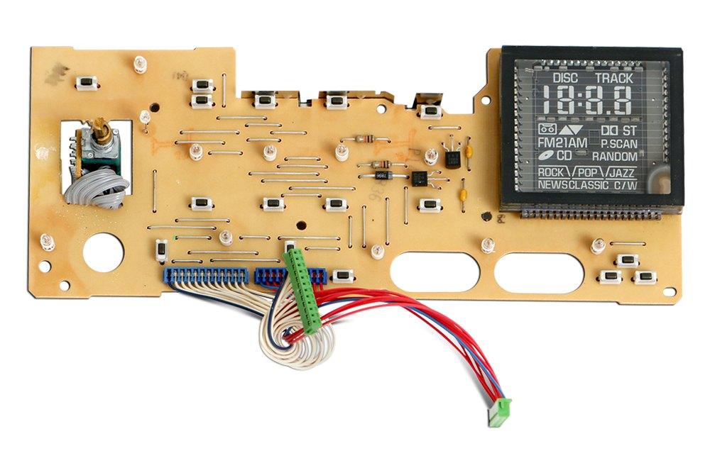OE Stereo Repair Parts | Replacement Car Radio Parts — CARiD com