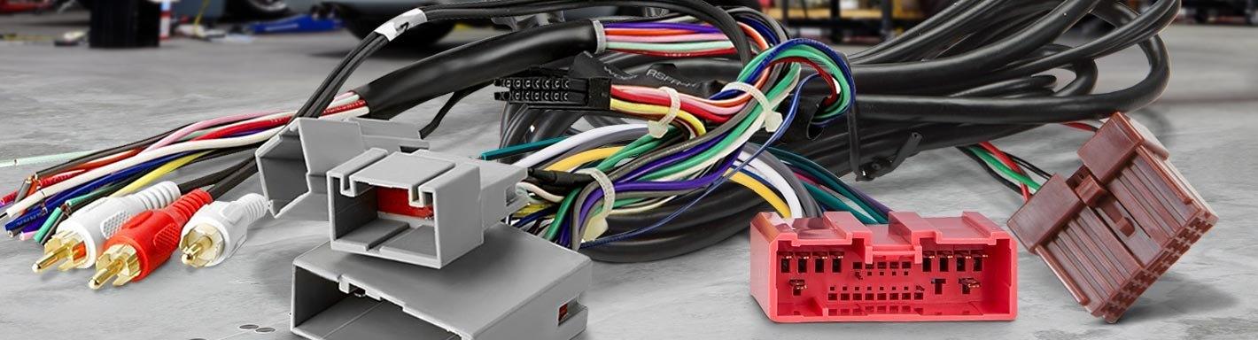 Dodge Grand Caravan OE Wiring Harnesses & Stereo Adapters ...