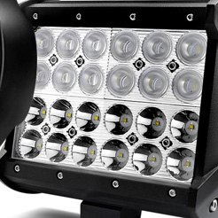 LUMEN® - Quad Row Short LED Light Bar