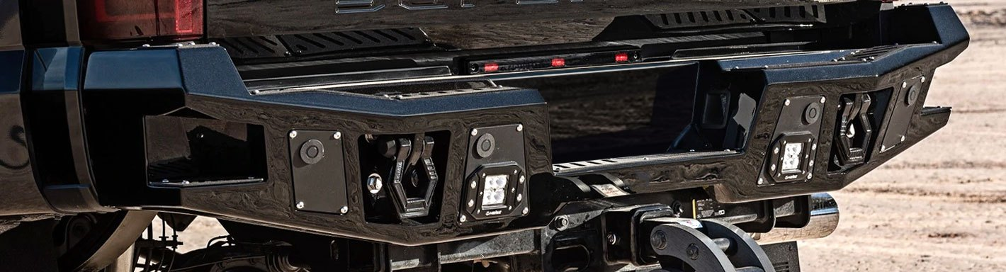 Off Road Rear Bumpers Make on 2001 Dodge Dakota Off Road Parts