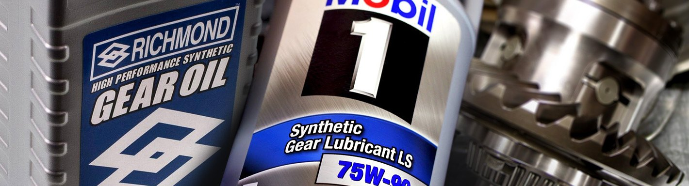 Differential Lubricants