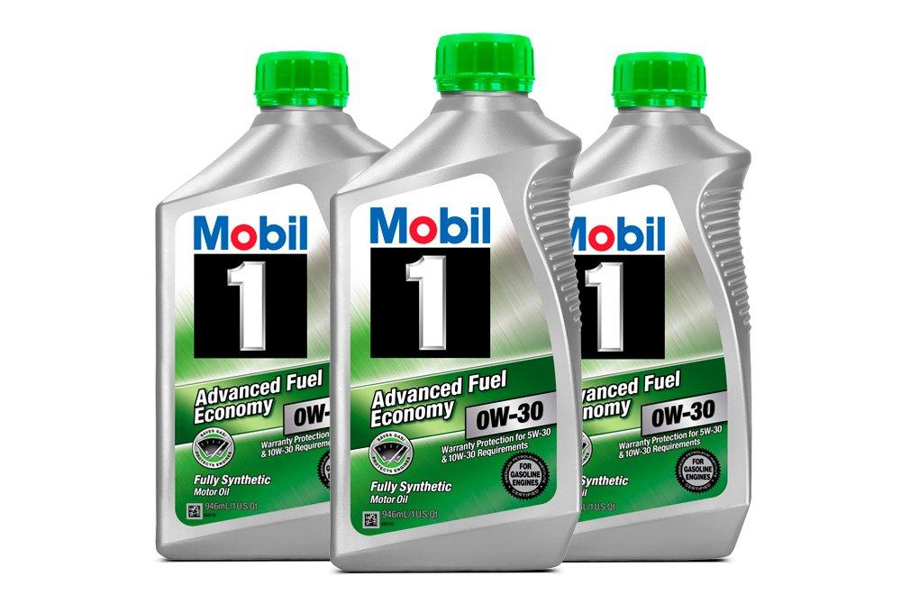 ... Mobil Motor Oil ...
