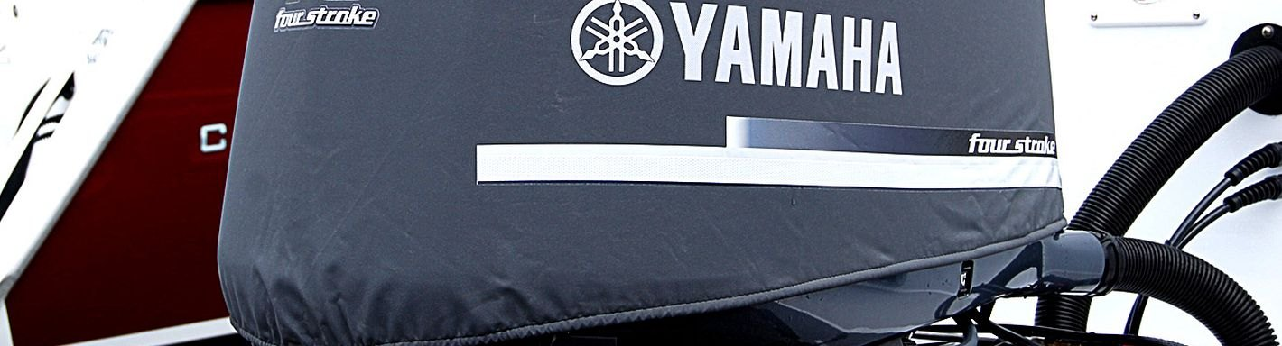 Outboard motor covers for Yamaha boat motor covers