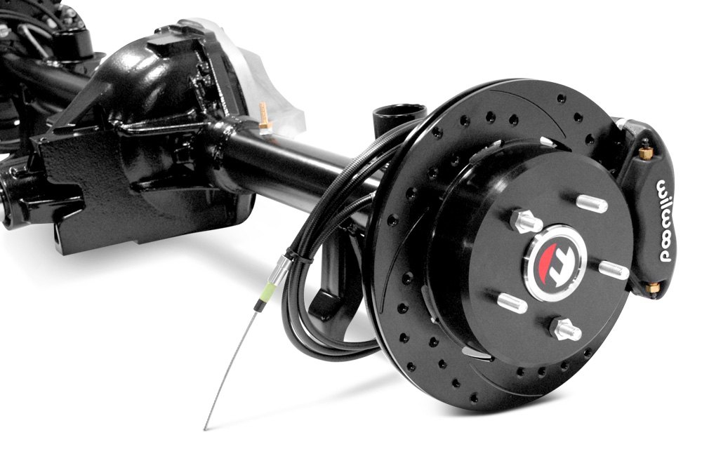 Custom Axle Assemblies : Performance axle assemblies front rear — carid