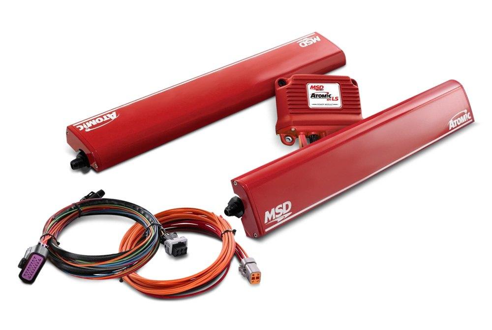 Performance Fuel Injectors, Fuel Rails & Components – CARiD com