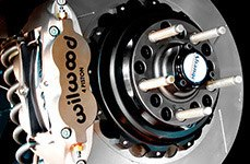 Wilwood Forged Narrow Superlite 6R Big Brake Front Brake Kit