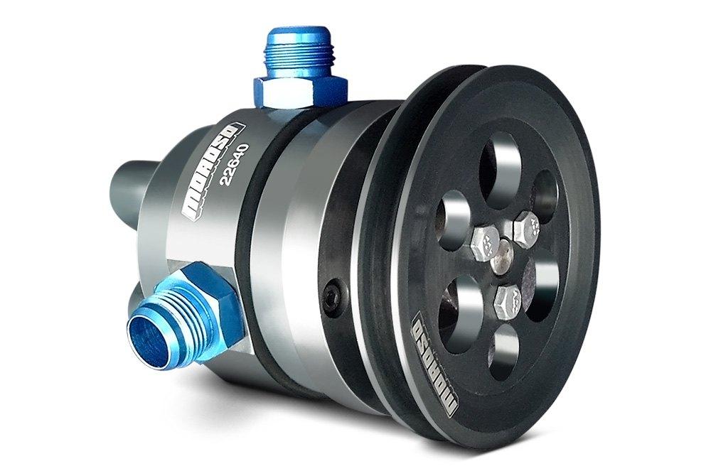Performance Brake Booster Vacuum Pumps & Reservoirs – CARiD com