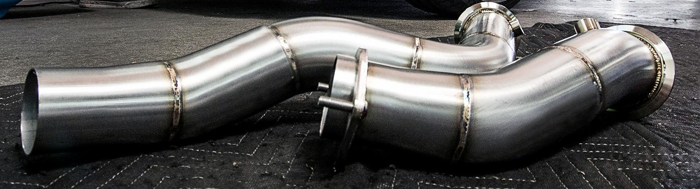 Dodge Grand Caravan Performance Exhaust Systems - 2004