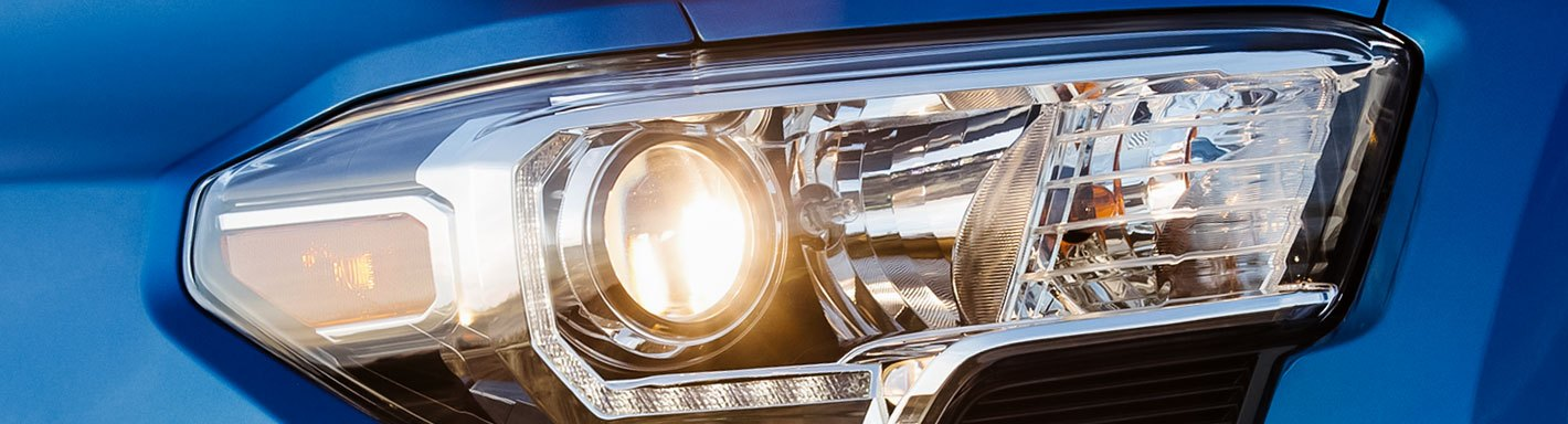 Chevy Silverado Headlights - 2002