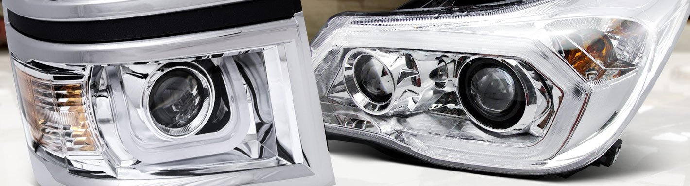 Subaru WRX Headlights - 2007