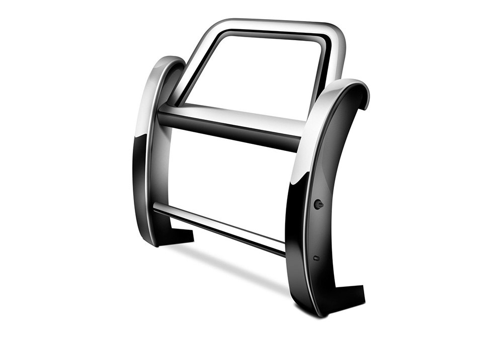 Push Bars | Integral Step, Winch Mount – CARiD com