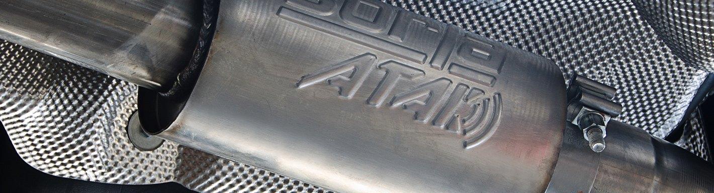 "Thunderbolt Metalic Universal Catalytic Converter 2/"" OBD II Compliant Cats"