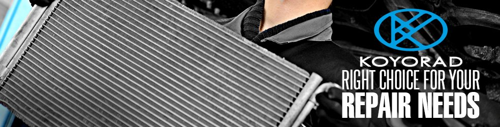 Replacement Radiators, Fans & Cooling System Parts