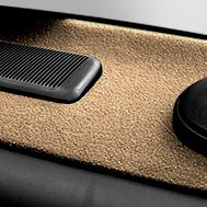 Rear Deck Cover Beige
