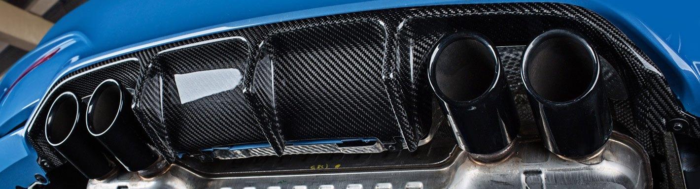 Chevy Camaro Rear Diffusers | Carbon Fiber, Fiberglass