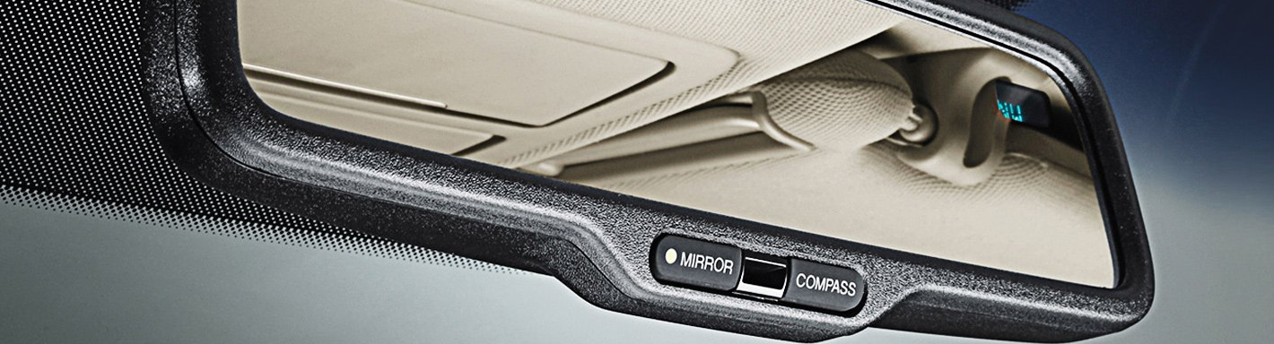 Ford Taurus Mirrors - 2017
