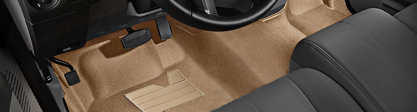 Dodge Dakota Floor Mats - 1987