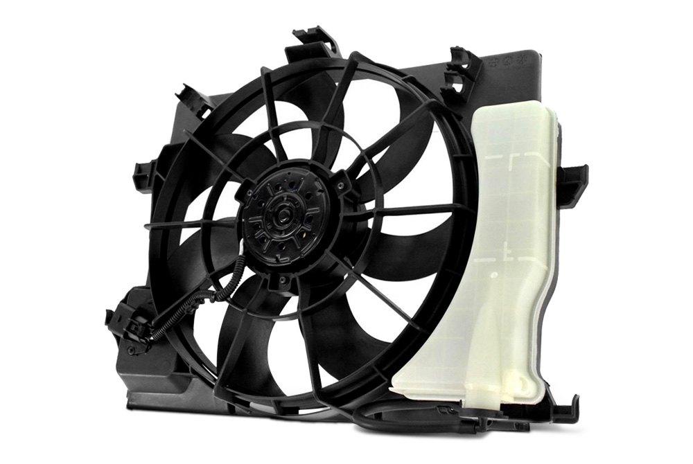 Replacement Radiator Fans | Blades, Motors, Clutches – CARiD com