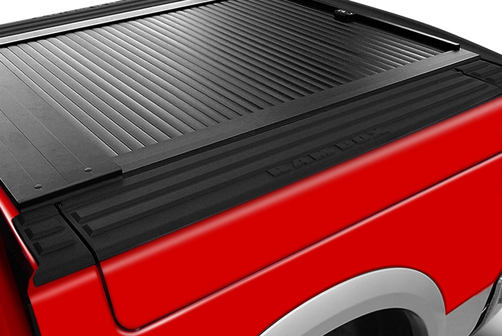 Retractable Tonneau Covers Power Aluminum Low Profile Tool Box