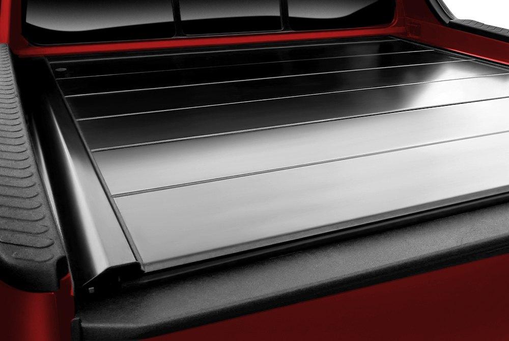 retractable tonneau covers | power, aluminum, low profile, tool box