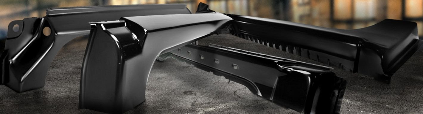 Dodge Charger Rocker Panels & Floors - 1968