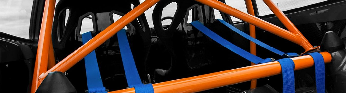 Roll Cages | Roll Cage Kits, Tubing, Gussets, Clamps — CARiD com
