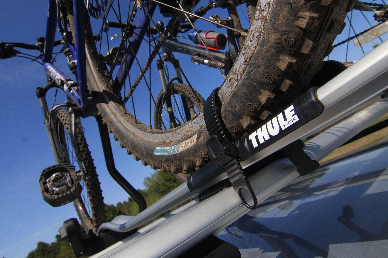 Roof Mount Bike Racks Fork Wheel Amp Frame Mounts Carid Com