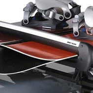 Roof Ski and Snowboard Rack