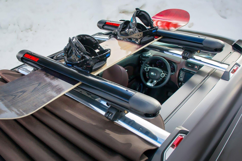 roof bar through car whispbar racks black system yakima rack