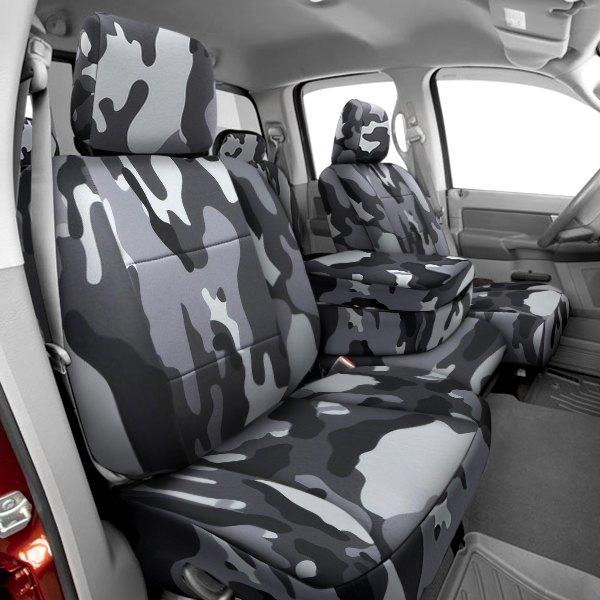 2013 Chevy Silverado Custom Camo Seat Covers ~ Custom Seat Covers for