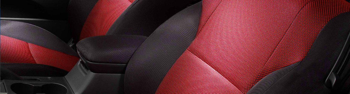 Custom Cloth Seat Covers