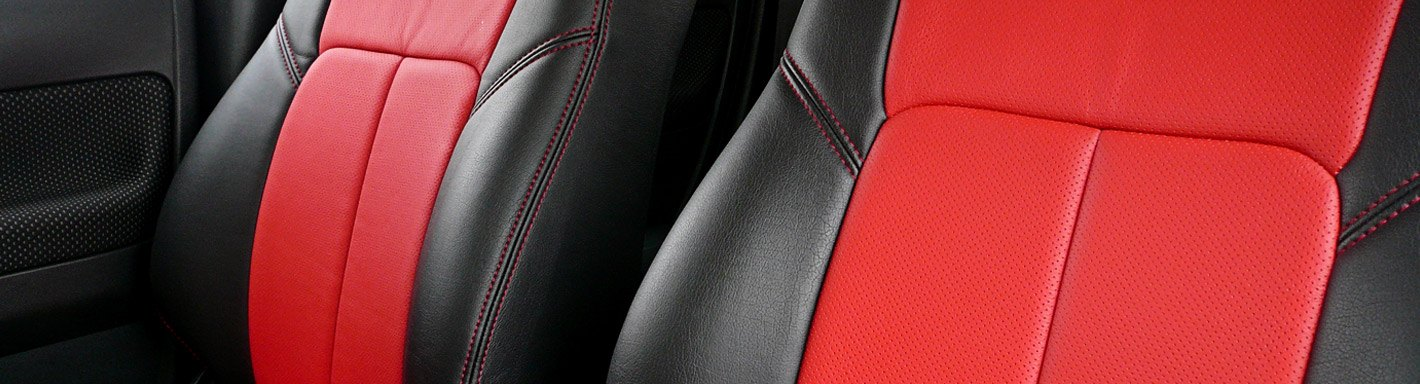 Car seat covers fit BMW 3 Series full set black//red sport style