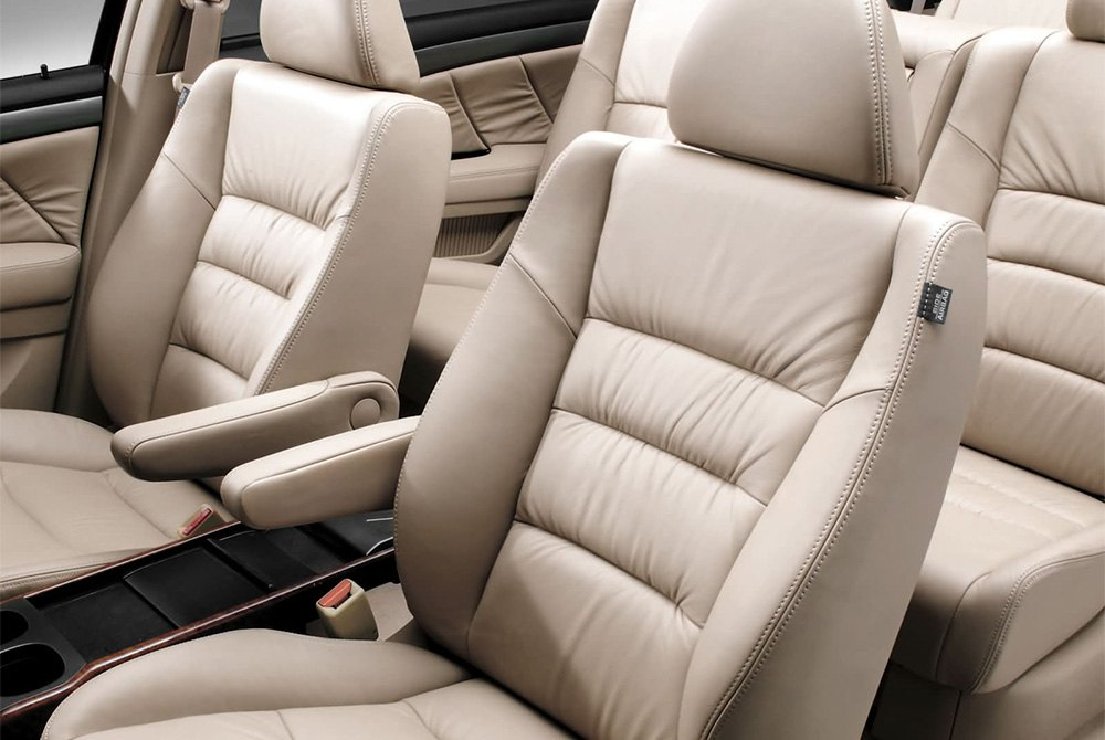 Custom Leather Seat Covers for Cars, Trucks & SUVs – CARiD.com