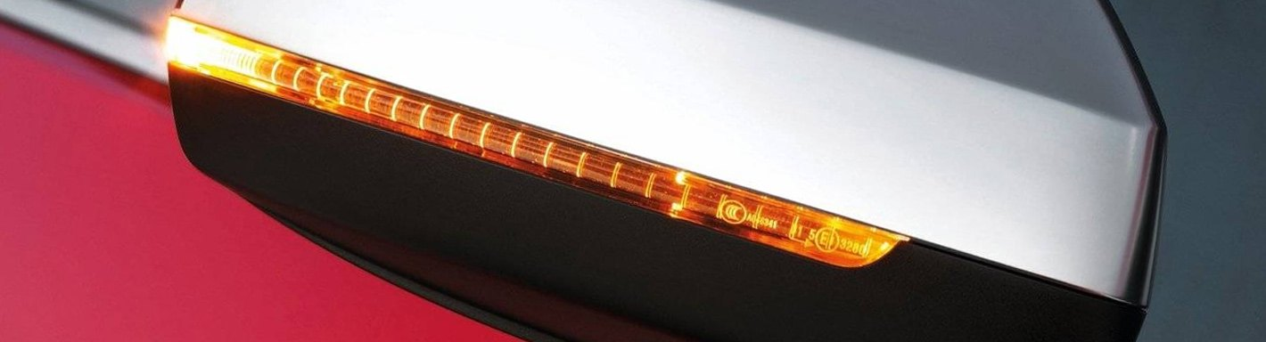 Door Mirror Turn Signal Light-XL Anzo 861103
