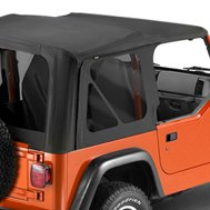 Jeep Wrangler YJ Replacement Soft Top