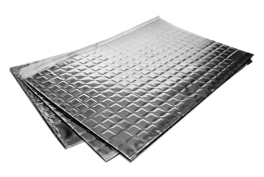 Noise Reducing Panels : Car sound deadening materials insulation kits — carid