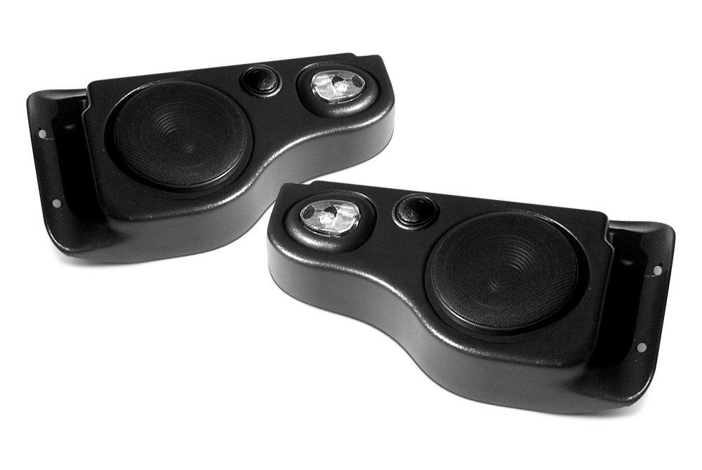 Automotive Sound Wedges & Speaker Bars