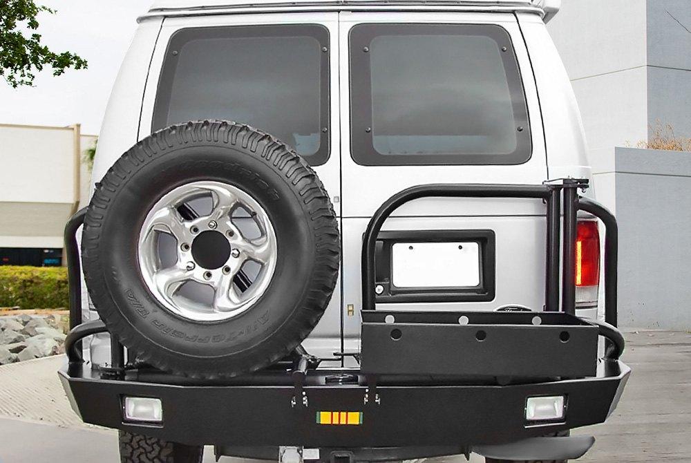 Van Spare Tire Carriers